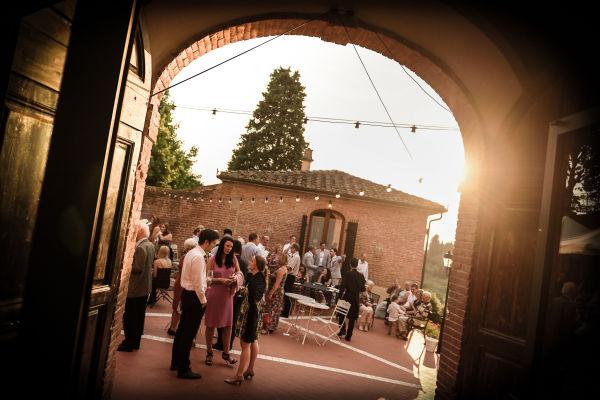 affitto villa per cerimonie Toscana