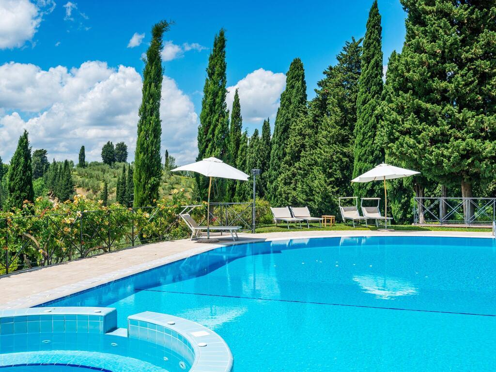 Casa vacanze con piscina per famiglie Toscana