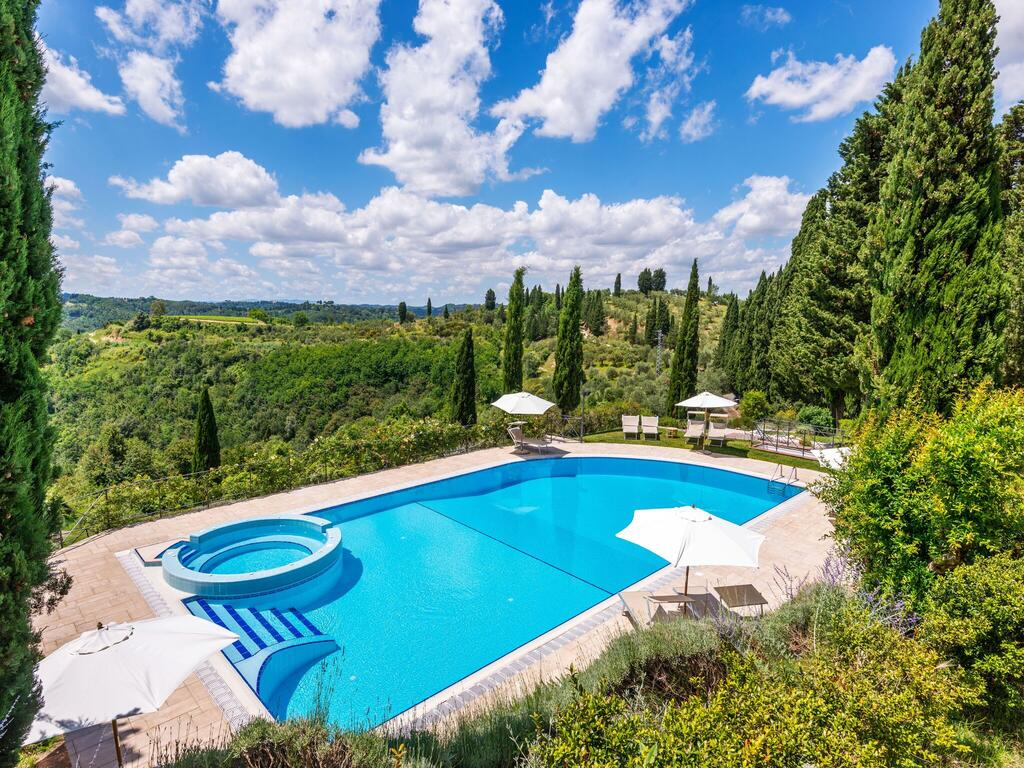 Alloggio in Toscana con piscina privata per la tua vacanza