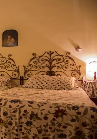 appartamenti per vacanze toscane, camera matrimoniale