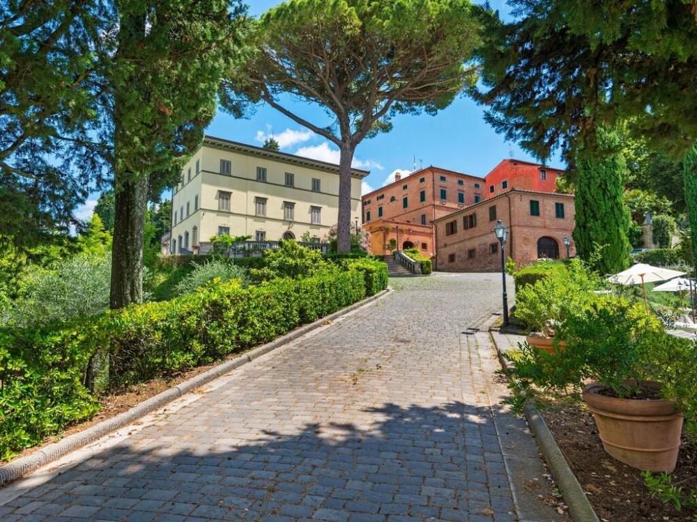 Appartamento in Villa Toscana per le vacanze 2021