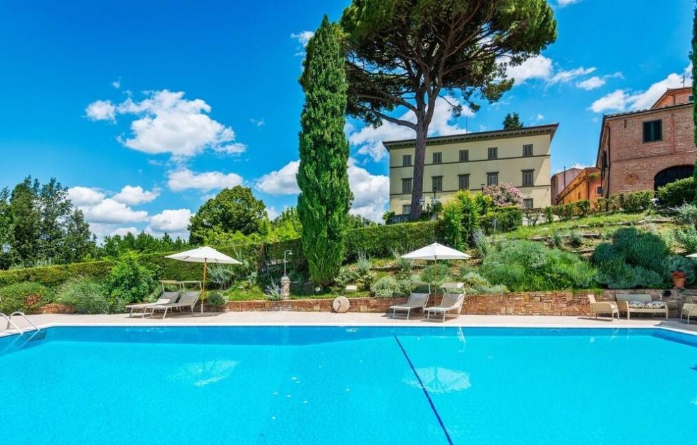 Casa vacanze in Toscana con piscina privata