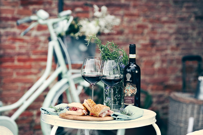 Appartamenti per vacanze con degustazione di vini in Toscana