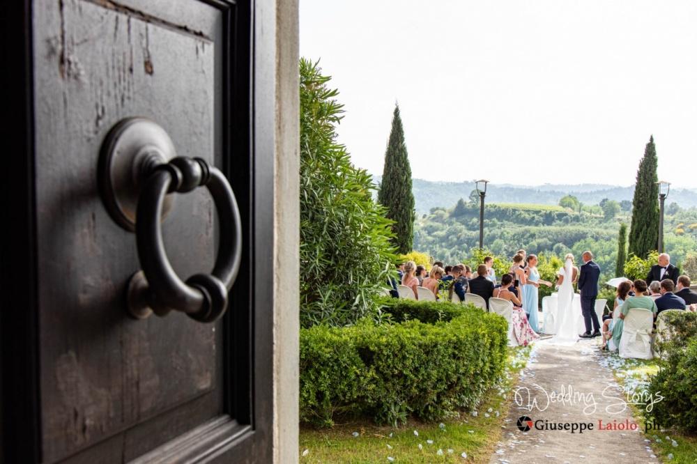 sposalizio in villa esclusiva della Toscana