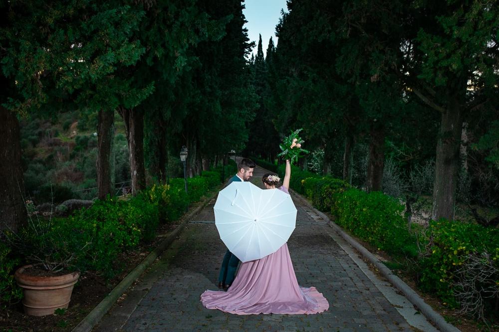 Matrimonio last minute in Villa Toscana 2021