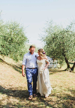 nozze in villa toscana