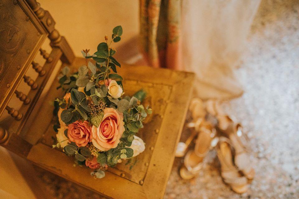 particolare accessori sposa, villa per matrimoni