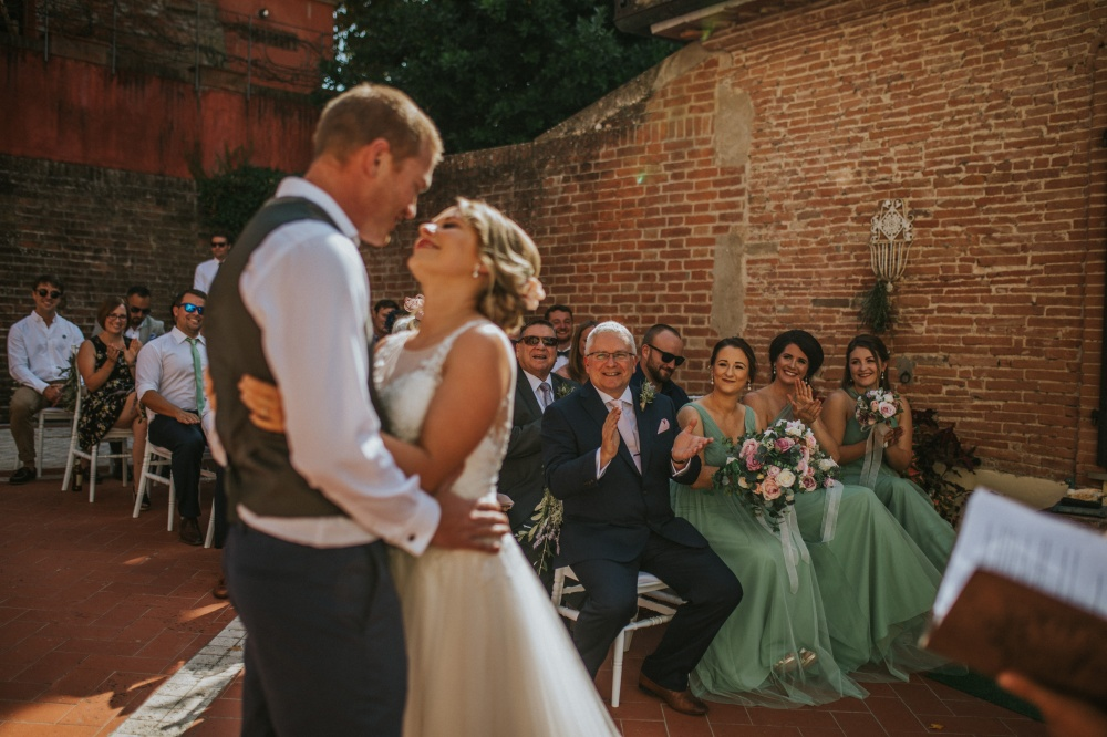 sposarsi in villa toscana