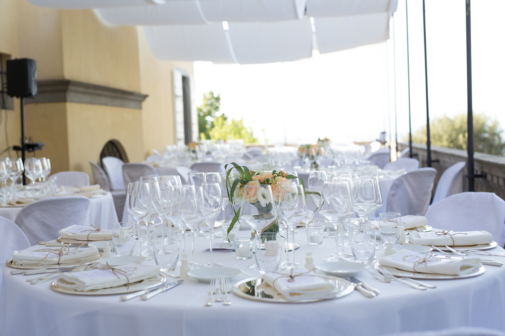 villa per matrimonio in Toscana