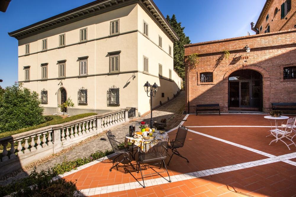 Villa per dormire in Toscana
