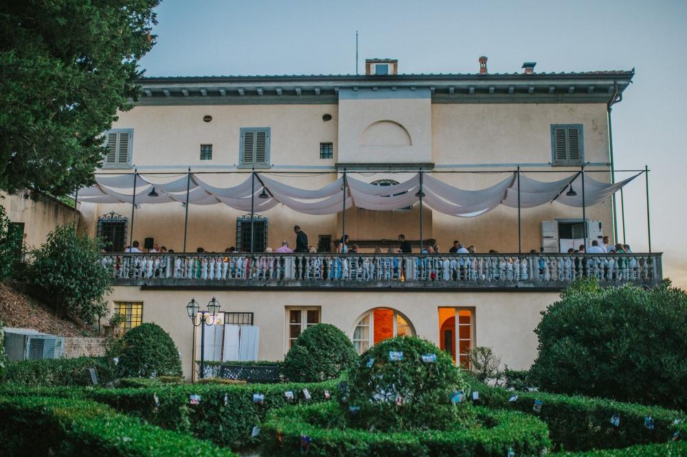 villa per eventi e matrimoni in toscana
