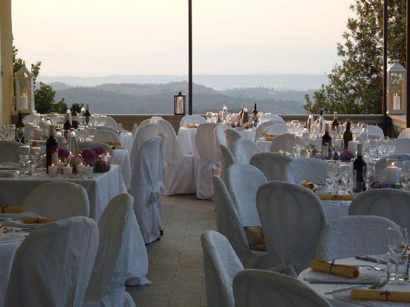 villa per matrimoni toscana