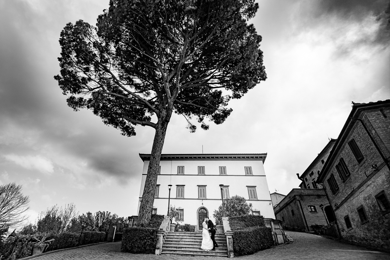 storica location con villa seicentesca per sposarsi in Toscana